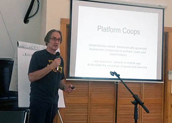 Platform Cooperatives. James Q