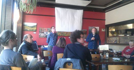 Asheville Green Drinks PROUT Presentation March 26th