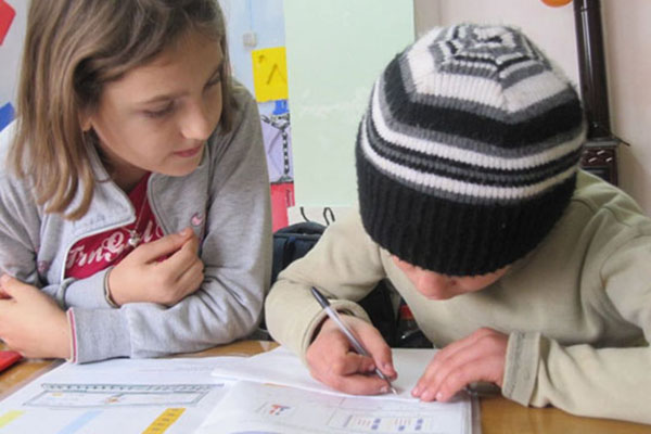 Guiding Lights: Social Service Projects that Change the World: AMURTEL Romania