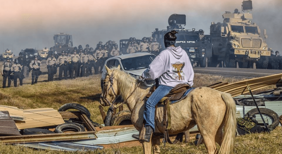 Mni Wiconi/Water is Life: Standing with Standing Rock