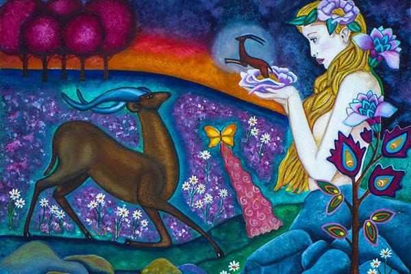Poetry Corner: Healing/Persevering by Sara Giita