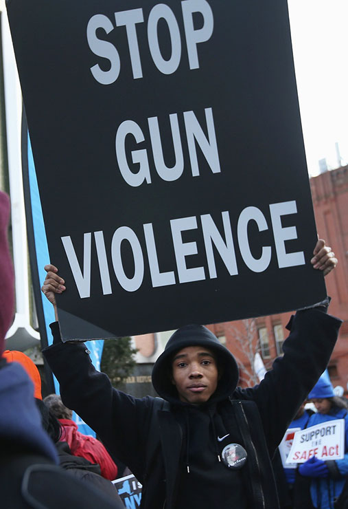 Stop Gun Violence rs