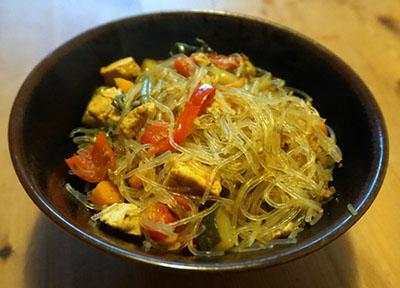 Veggie Tofu Pancit small