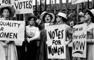 March=Women's History Month/2020=100 Years of Women's Suffrage