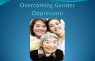Overcoming Gender Oppression - powerpoint slide show by Mirra Price