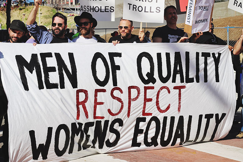 What Role can Men Play in Promoting Gender Equality?